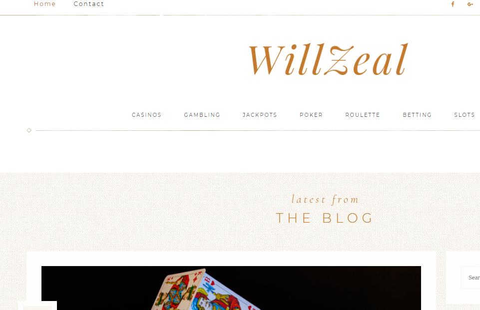 High DA Casino & Gambling Blog