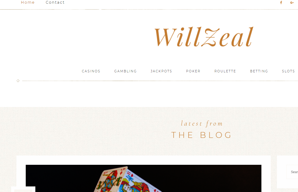 DA 34 Casino Blog With Promotion