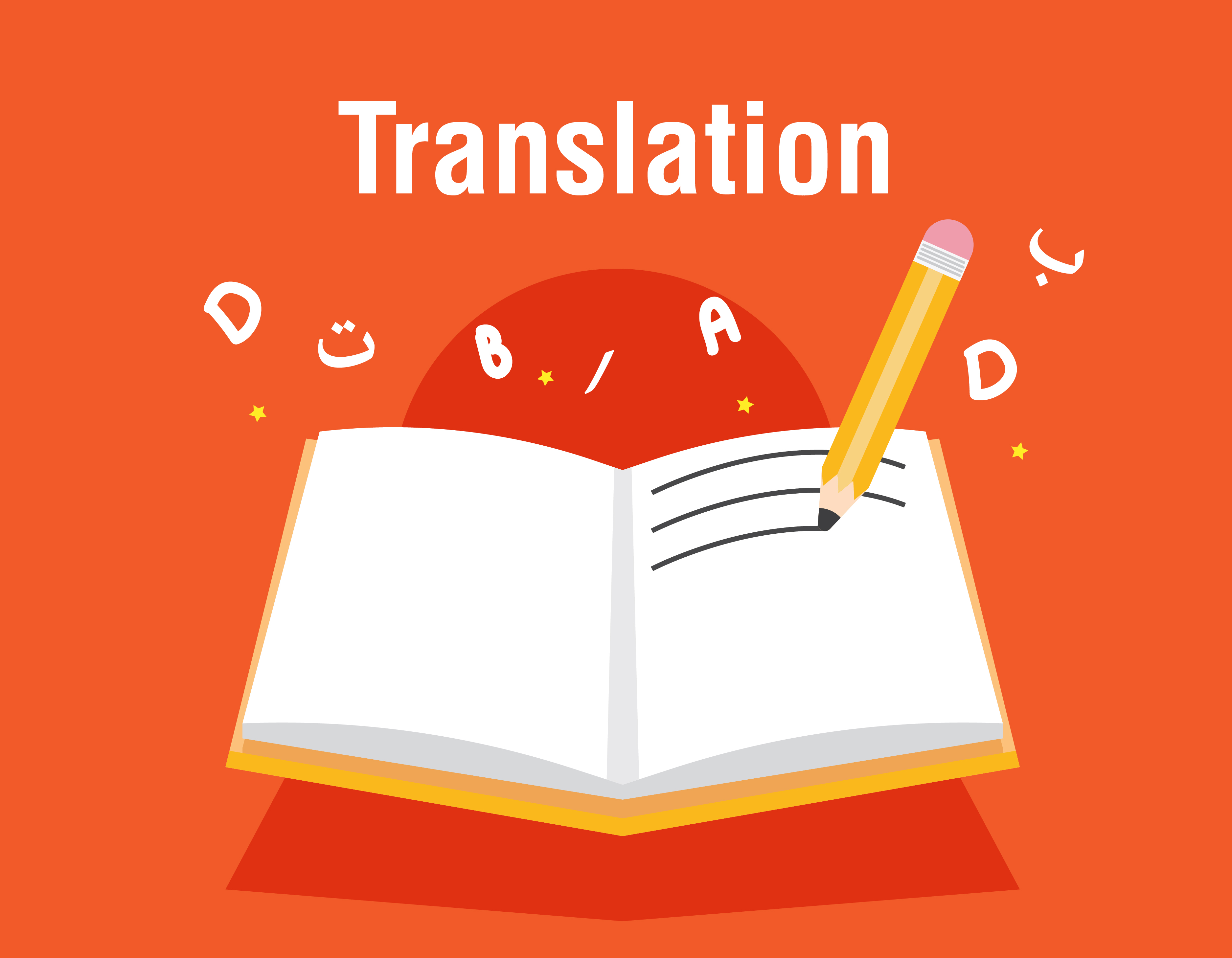I will translate 1000 Arabic words to English