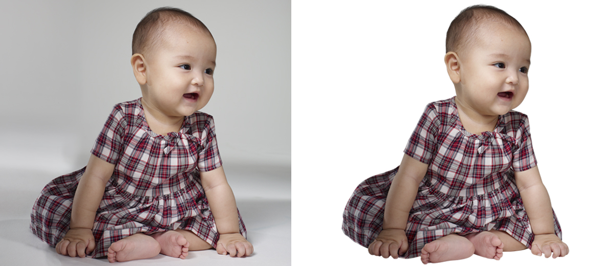 Photoshop Background Remove Service in just