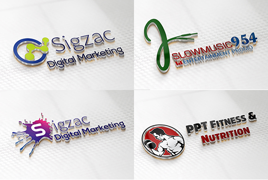 High Quality Professional LOGO Design for your Business