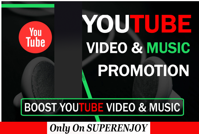 Organic YouTube Promotion with Video Marketing