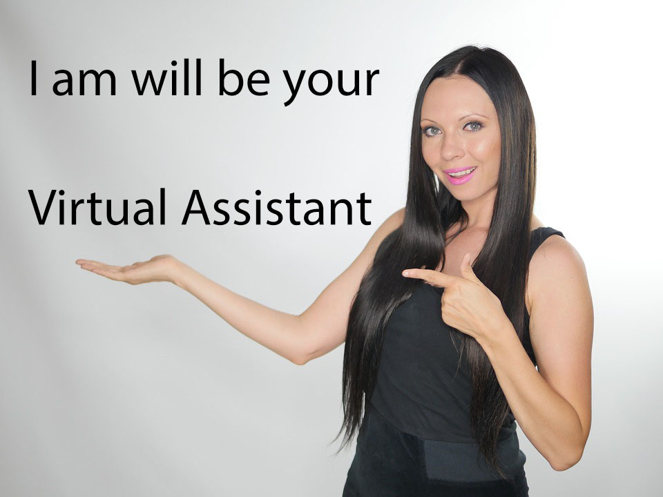 be virtual assistant for 2 hour