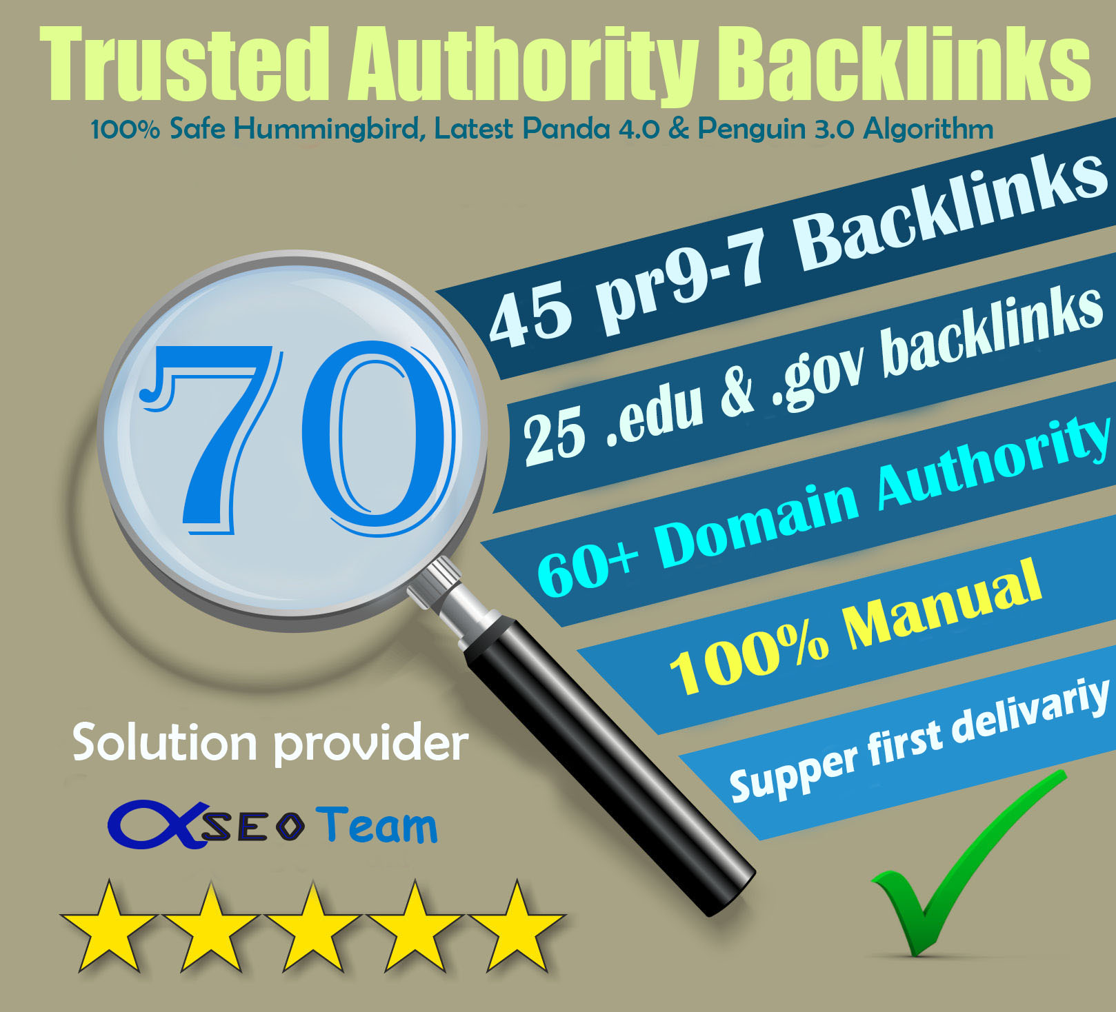 Exclusive Offer-70 Backlinks 45 PR9 + 25 EDU/GOV 80+ ...