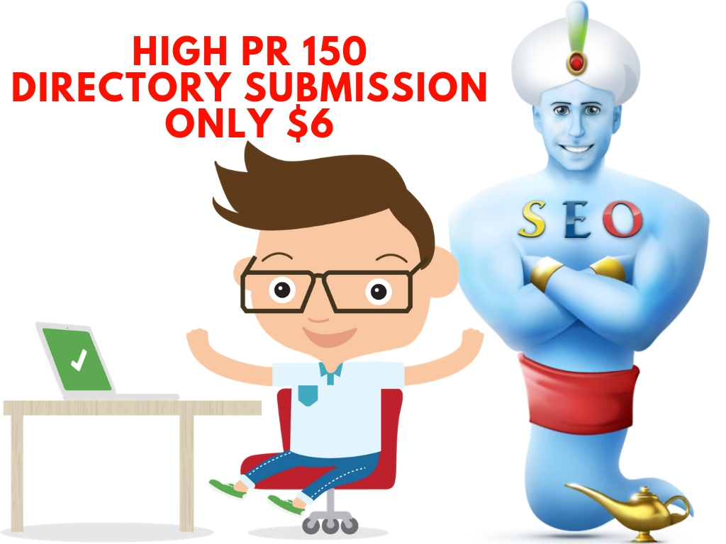150 directory submission with in 24 hours for