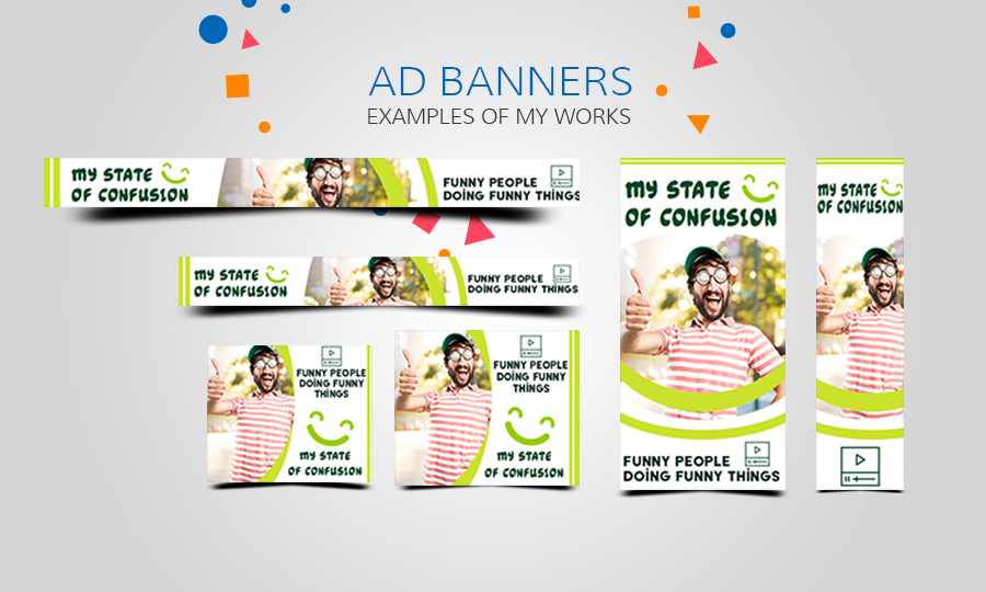 Design 17 Professional Web Banner Ads