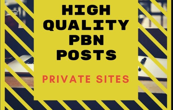 Create 12 Homepage High Quality Pbn Posts With High M...