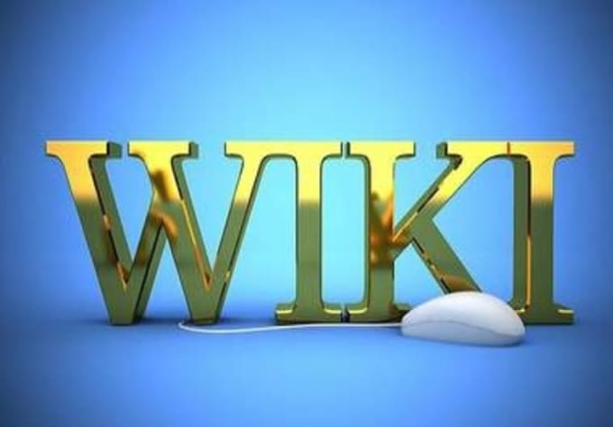 2000 wiki backlinks (mix profiles & articles)