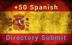 I Will Submit 61 Spanish Web Directory Submissions, Spain @@@###