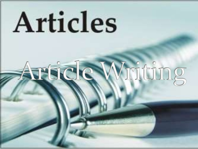 Get top quality 3 articles