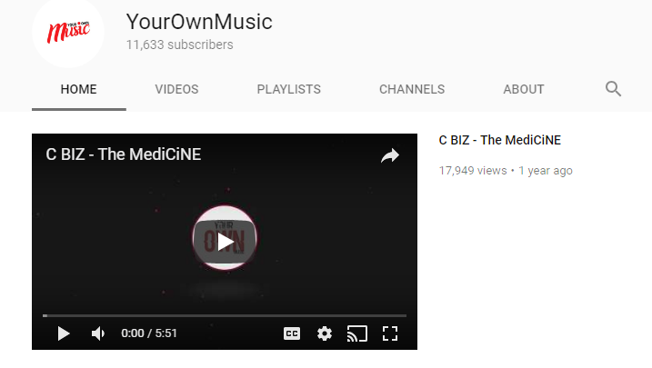 Upload Your Music on a Big Youtube Channel