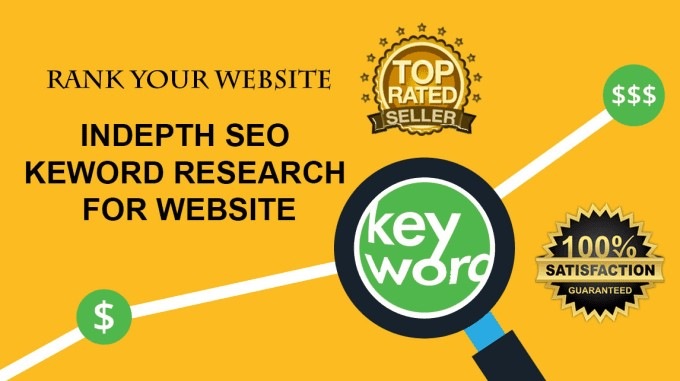 Research And Provide 1000 Profitable Keywords