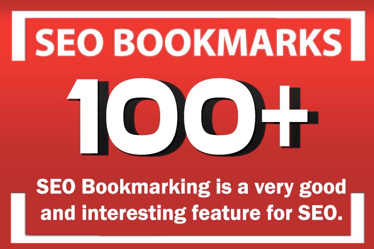 100 social bookmarking backlinks