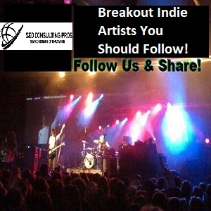 Breakout Indie Artists Playlist Complete SEO Promotion Top Ranked Service 30 Days