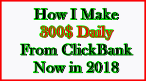 Show You How To Make 300 Daily With CLICKBANK