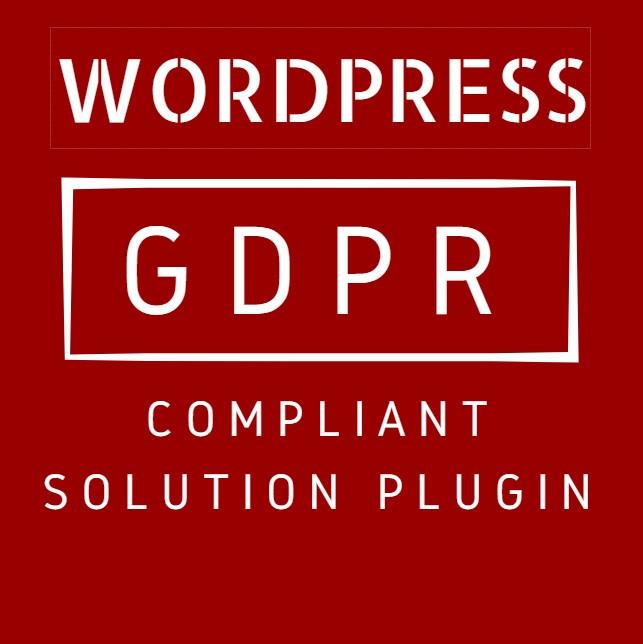 Install WP GDPR Compliant Solution Plugin