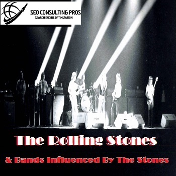 The Rolling Stones Bands Influenced By The Rolling Stones SEO amp Playlist Top Ranked Service 30 Days