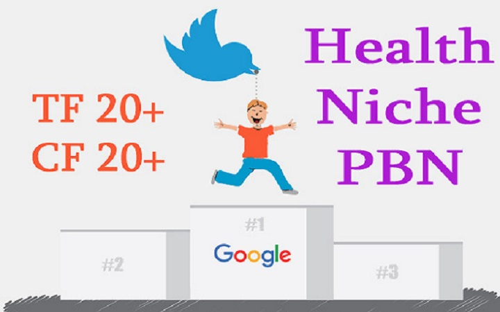 Provide Health Niche 10 Permanent Pbn Link