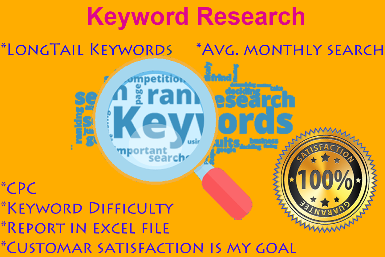 White Hat 20 Targeted Keyword Research To Your Niche