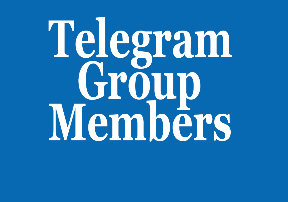 Buy 100+ Telegram Group Members it's real active and ...
