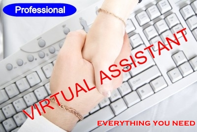 Virtual Assistant for Data Entry related jobs