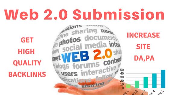 10 High Authority Web 2.0 SEO Backlinks