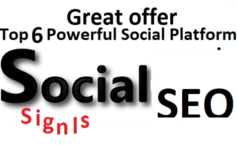 Great Top Powerful Platform social signals 50 tumblr,  55 xing,  70 pintrst,  7 vk