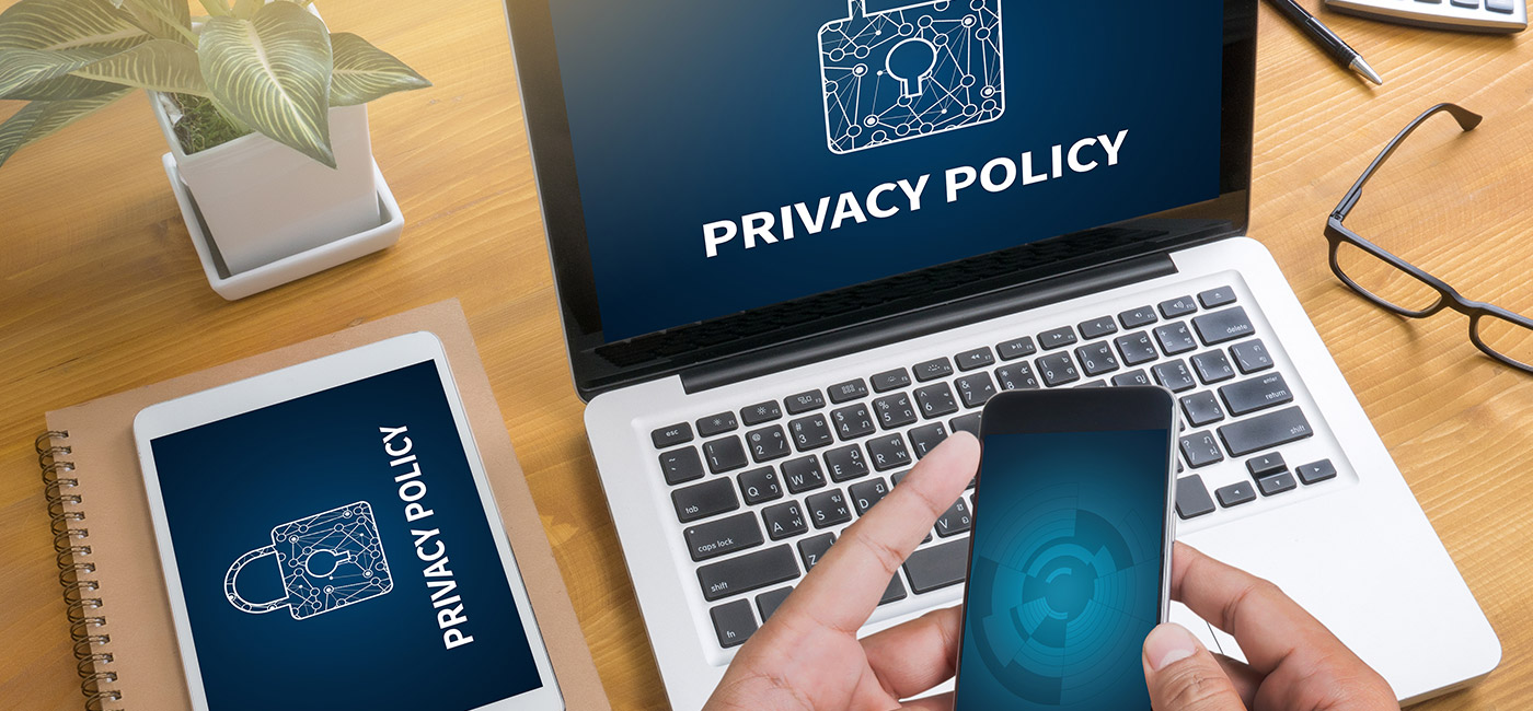 unique Privacy Policy page for &pound 5