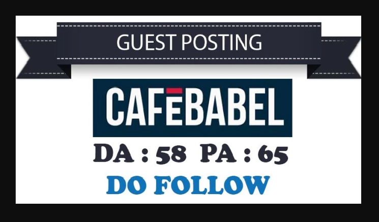 Guest Post on cafebabel. co. uk With Dofollow Link