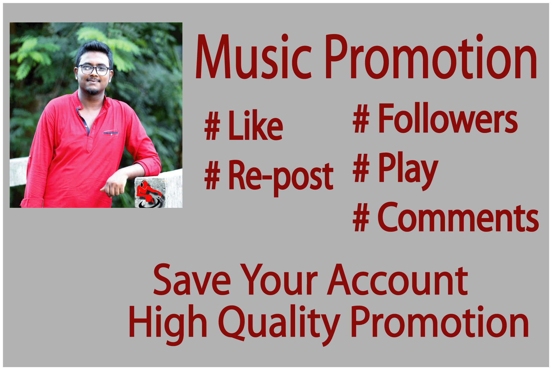 Buy 500K HQ Music Play With 100 Like and 100 Repost amp 20 Comments