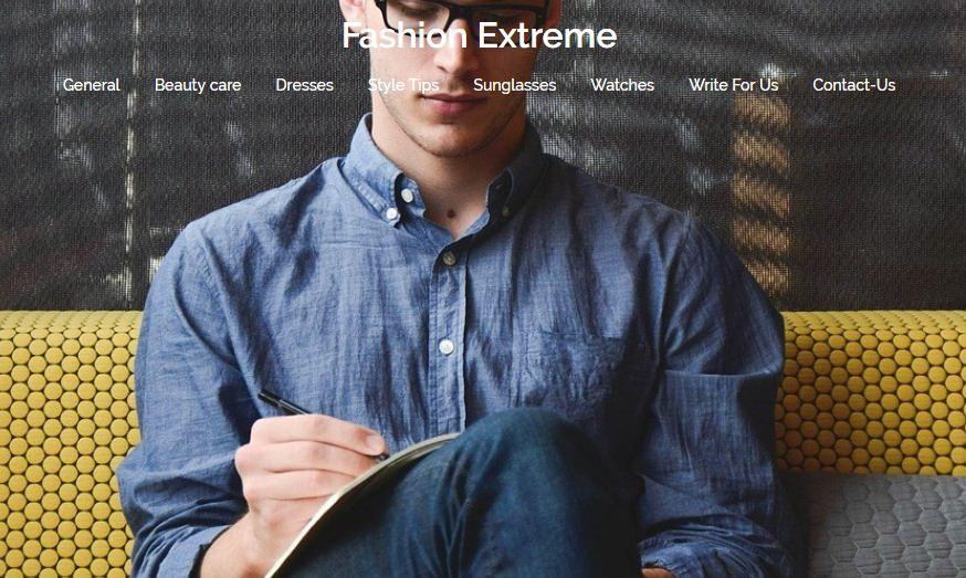 Guest Post on DA 30+ site Niche fashion