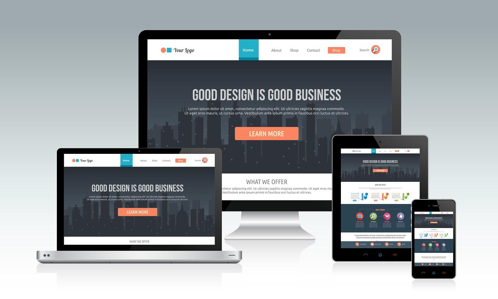 Will Design Responsive Wordpress website