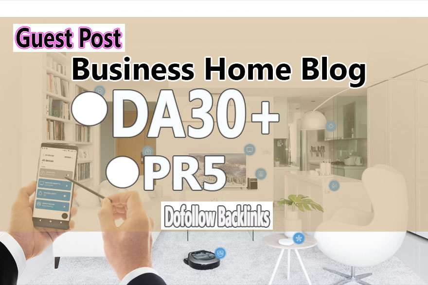 Do Guest Post In PR5 HQ Home Blog