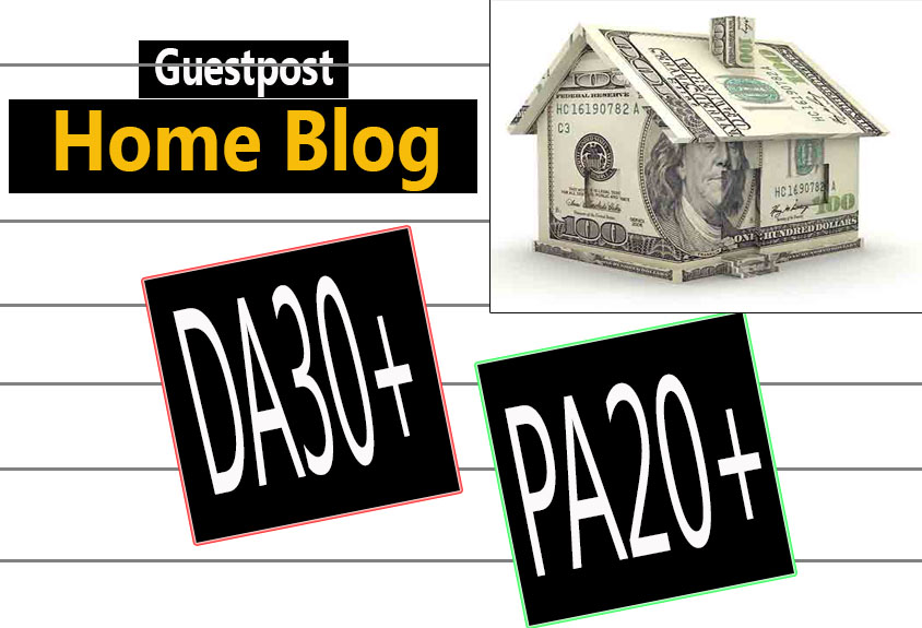 do guest post in DA30 HQ Home blog