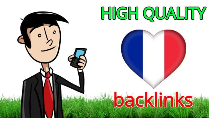 10 Quality forum backlinks france french