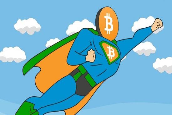Professional ICO promotion to investors