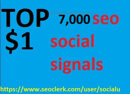 7,000 Powerful Seo Social Signals Come From PR9 Googl...