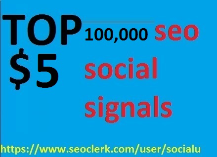 100,000 Powerful Seo Social Signals Come From PR9 Goo...