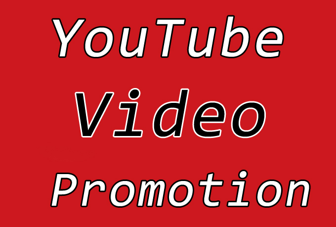 YouTube Video Promotion via Quality User