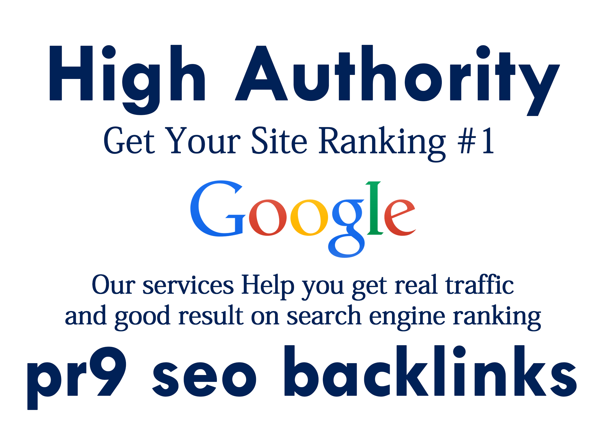 Create Manual 40 PR9 High Authority Backlinks  for Ranking Up Your Site On Google