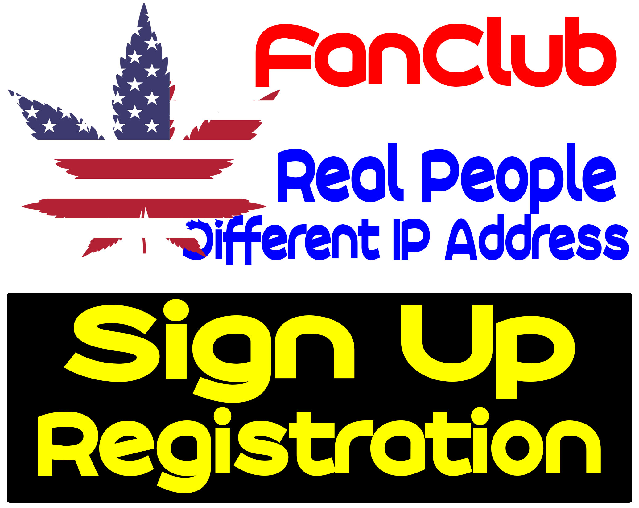 Instant 50+ SignUp or Registration on any website wit...