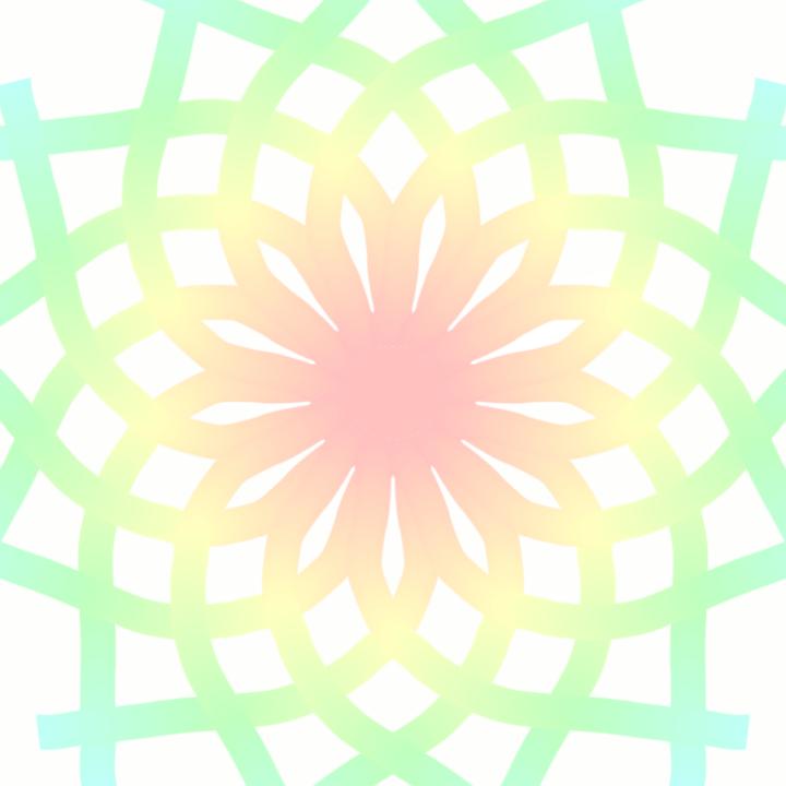 Logo design color wheel