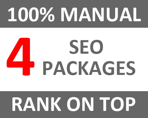 Get 4 Special Seo Backlinks Packages