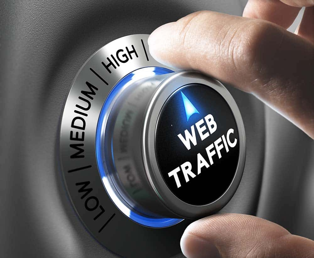 Drive 80,000 Real Human Trafiic with low bounce rate and long visit duration to your website