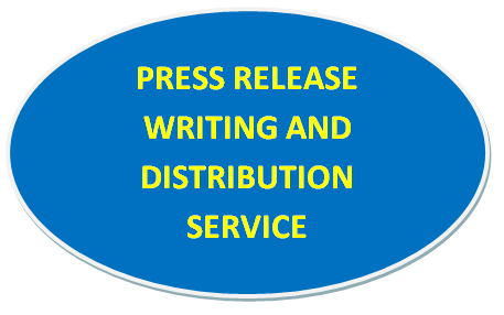 I will write and distribute your press release to top...