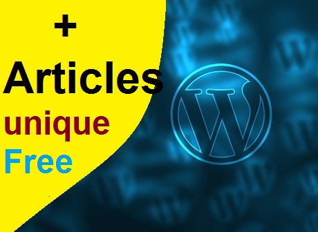 full website + 5 unique articles + Responsive template & yoast seo