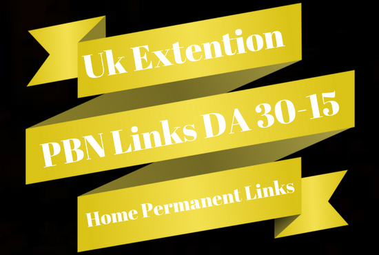 Give PBN links from UK extension good for local Business