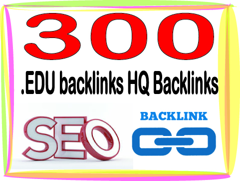 Boost Site Alexa Rank with 300. edu backlinks