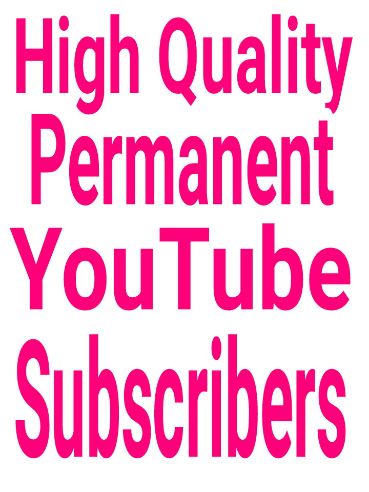 YouTube promotion via real and active users with very fast delivery within 2-4 hours