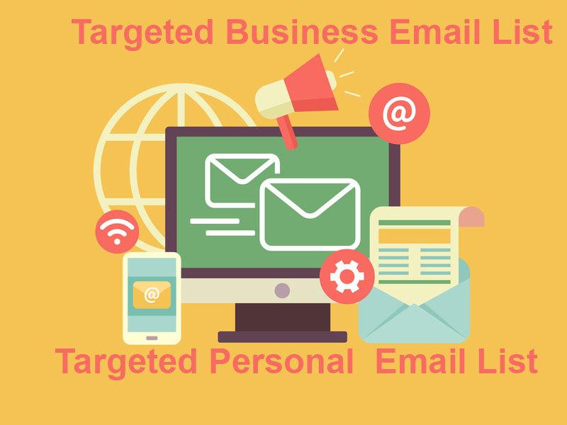 Real Estate Agent Email List 200k